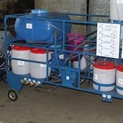 Установка по производству биотоплива фото