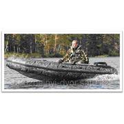 Лодка Фрегат М-350 Pro л/п (5чел, 600 кг, 20л/с) камуф. фото