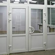 Перегородки металлопластиковые. Офисные металлопластиковые перегородки в Киеве по доступным ценам фото