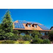 Солнечная энергосистема 3000W фото