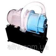 Установка вакуумная водокольцевая УВВ-Ф-60 (ВВН 1-1) насос вакуумный водокольцевой агрегат ВВН 1-1 фото