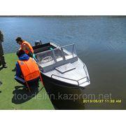 Мотрные лодки с дистанционным управлением Kazboat 42 к фото