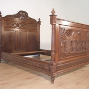 Кровать Бретон, 1880 г. (Франция) фото