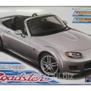 Модель 1/24 Mazda Speed Roadster Mx5 With Engine фото