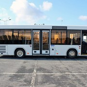 Автобус МАЗ 226 со стоянки фото