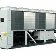 Холодильная установка (чиллер) для ледовой арены фото