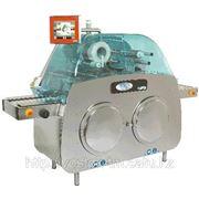 Оборудование для запайки подложки (лотка) с продуктом, трей-силер с применением технологии МАР. фото