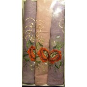 Наборы текстильные подарочные кухонные - Вышитые изделия готовые фото