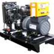 Дизель генератор KJ-Generator KJR-50 36 кВт фото