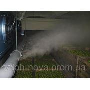 Система увлажнения воздуха в плодоовощных хранилищах фото