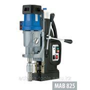 Магнитный сверлильный станок MAB 825 фото