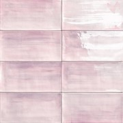 Настенная плитка PT02914 Aquarel Pink 15x30 Mainzu фото