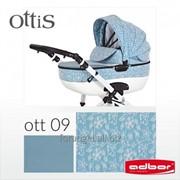 Детская коляска 2 в 1 Adbor Ottis 09 (Артикул 1102-0294) фото