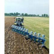 Услуги по обработке земли трактором и мотоблоком: вспашка, фрезировка, культивация, дисковка фото