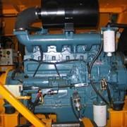 Стационарный бетононасос MBP 1206D, 60 куб. м в час. Акция! Бетононасосы. фото