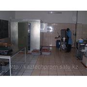 Предлагаем модульные холодильники на убойный и колбасный цех фото