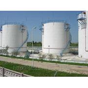 Резервуар вертикальный стальной фото