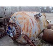 Емкости вертикальные толстостенные (10 мм) бу 4,5 м3 эмалированные в Краснодаре фото