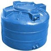 Бак для воды Aquatech ATV-1000 (синий) с поплавком фото