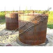 Резервуары для хранения воды фото