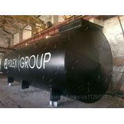Резервуары стальные горизонтальные для воды фото