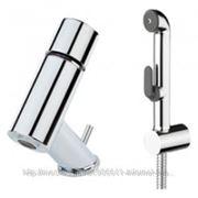 Смеситель Oras Alessi 8502F Для раковины однорычажный с гигиеническим душем. фото
