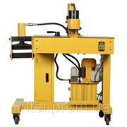Станок гидравлический СРШ-150 для резки, гибки и перфорации токопроводящих шин. фото
