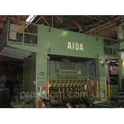 Пресс Аида усилием 250 тн, Япония фото