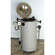 Стерилизатор паровой ВК-30-01 фото