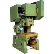 Кривошипный штамповочный пресс J23–10B фото