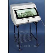 УФ камера для хранения стерильного инструмента ПАНМЕД-1С (670мм) со стеклянной сектор-крышкой фото