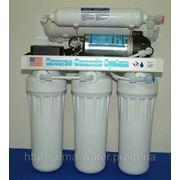 Пятиступенчатая система фильтрации воды с насосом TWRO50-P