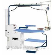Вакуумно-обдувающий гладильный стол Genus-S фото