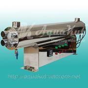Установка ультрафиолетового обеззараживания с блоком управления UV-220W / 48G фото