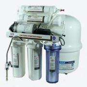 Фильтр для воды с минерализатором и насосом Raifil Grando 6+. фото