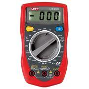 UT33C Мультиметр цифровой. Внесён в реестр РК фото