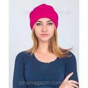 Зимняя шапка чулок 2 фото