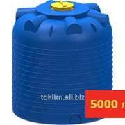 Ёмкость цилиндрическая вертикальная 5000 литров фото