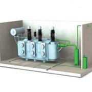 Приборы и системы пожаротушения, Система пожаротушения Transformer Protector. фото