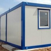 Изготовление жилых помещений из контейнеров фото