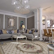 Дизайн-проекты квартир в г. Астана фото