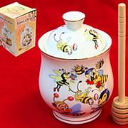 """Банка для мёда """"Пчелки"""" 20877 фото"""