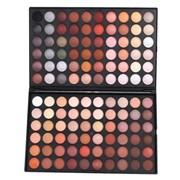 Профессиональная палитра теней для макияжа на 120 коричневых оттенков фото