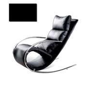 Кресло-качалка металлическое, модель 2 фото