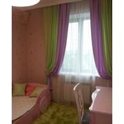 Пошив штор на заказ для детской комнаты фото