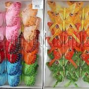 Бабочки 18см 4628 фото