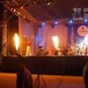 Сценические газовые горелки (огненые машины) фото