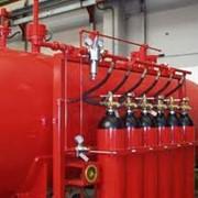 Система аэрозольного пожаротушения фото