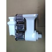1230.81 Приставка-овощерезка с толкателем и тремя тёрками для мясорубки SUPRA MGS-1830T фото