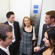 Лифты в офисные здания. фото